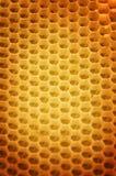 De Achtergrond van de honingraat stock afbeelding