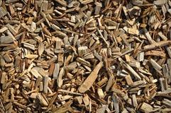 De Achtergrond van de houten Spaander Royalty-vrije Stock Fotografie