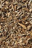 De Achtergrond van de houten Spaander Stock Foto