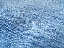De achtergrond van de jeans Royalty-vrije Stock Foto's
