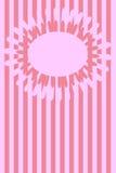 De achtergrond van de kaderlijn Royalty-vrije Illustratie