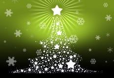 De achtergrond van de kerstboom 2013 Royalty-vrije Stock Fotografie