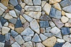 De achtergrond van de kiezelsteensteen stock afbeeldingen