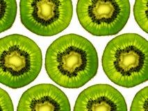De achtergrond van de kiwi Royalty-vrije Stock Foto's