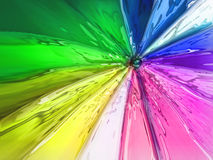 De achtergrond van de kleur Royalty-vrije Stock Afbeeldingen