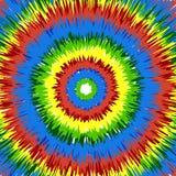 De Achtergrond van de Kleurstof van de band Stock Foto