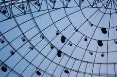 De Achtergrond van de Koepel van de tent Royalty-vrije Stock Afbeeldingen