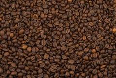 De achtergrond van de koffie Stock Foto