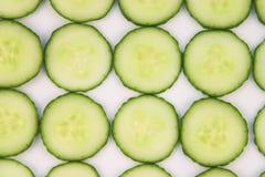De Achtergrond van de komkommer royalty-vrije stock afbeeldingen