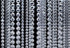 De achtergrond van de kristallen bol Royalty-vrije Stock Afbeeldingen