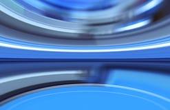De achtergrond van de kunst van technologie Stock Foto