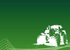 De Achtergrond van de landbouw Royalty-vrije Stock Foto