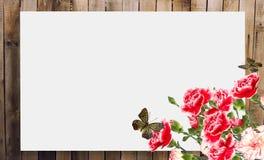 De achtergrond van de lente Plaats voor uw tekst Stock Fotografie