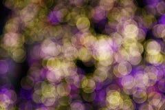 De Achtergrond van de Lichten van Defocused Royalty-vrije Stock Afbeeldingen