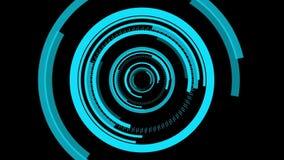 De achtergrond van de motiegrafiek vector illustratie