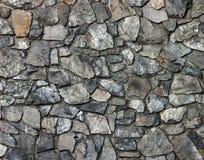 De Achtergrond van de Muur van de rots Royalty-vrije Stock Foto's