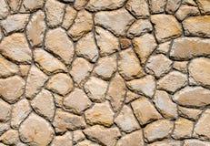 De Achtergrond van de Muur van de steen Royalty-vrije Stock Fotografie