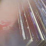 De achtergrond van de muziek Stock Afbeeldingen