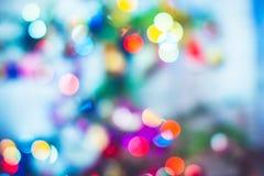 De achtergrond van de nieuw-jaarvakantie Royalty-vrije Stock Foto's