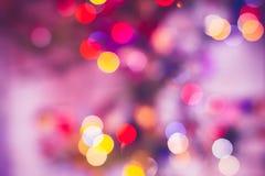 De achtergrond van de nieuw-jaarvakantie Stock Afbeeldingen