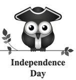 De achtergrond van de onafhankelijkheid Day Royalty-vrije Stock Fotografie