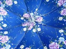 De Achtergrond van de paraplu Royalty-vrije Stock Foto