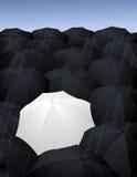 De achtergrond van de paraplu vector illustratie