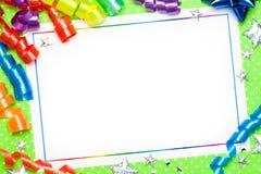 De achtergrond van de partij Royalty-vrije Stock Fotografie