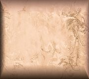 De Achtergrond van de perzikrookwolk royalty-vrije stock afbeeldingen