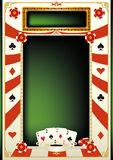 De achtergrond van de pook Royalty-vrije Stock Afbeelding