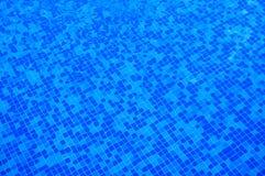 De achtergrond van de pool stock afbeelding