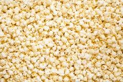 De achtergrond van de popcorn Royalty-vrije Stock Foto's