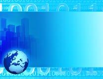 De achtergrond van de presentatie Royalty-vrije Stock Afbeelding