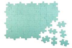 De achtergrond van de puzzel Royalty-vrije Stock Afbeeldingen