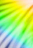De achtergrond van de regenboog. Stock Afbeelding