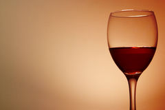 De achtergrond van de rode Wijn stock foto