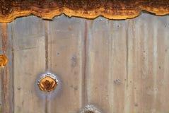 De achtergrond van de roest Royalty-vrije Stock Afbeeldingen