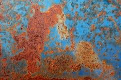De achtergrond van de roest stock afbeelding