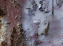 De achtergrond van de roest Groen en bruin stock fotografie