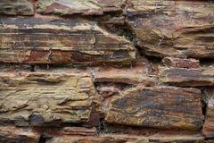 De achtergrond van de rots Royalty-vrije Stock Foto