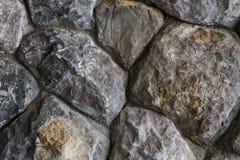 De achtergrond van de rotsmuur Royalty-vrije Stock Foto