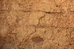 De Achtergrond van de rotswoestijn, Ein Gedi, Israël Stock Fotografie