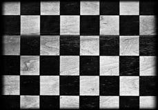 De achtergrond van de schaakraad stock afbeelding