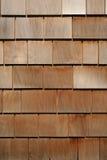 De Achtergrond van de Schokken van de ceder Stock Afbeelding