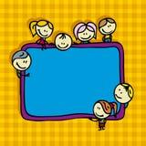 De achtergrond van de school vector illustratie