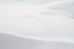 De achtergrond van de sneeuw Royalty-vrije Stock Foto
