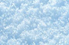 De achtergrond van de sneeuw Royalty-vrije Stock Fotografie