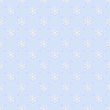 De Achtergrond van de sneeuwvlok royalty-vrije illustratie