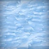 De achtergrond van de sneeuwwinter Stock Afbeeldingen