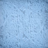 De achtergrond van de sneeuwwinter Stock Foto's